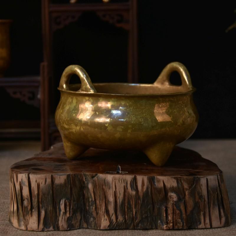 古今铜香炉的用途你知道多少?