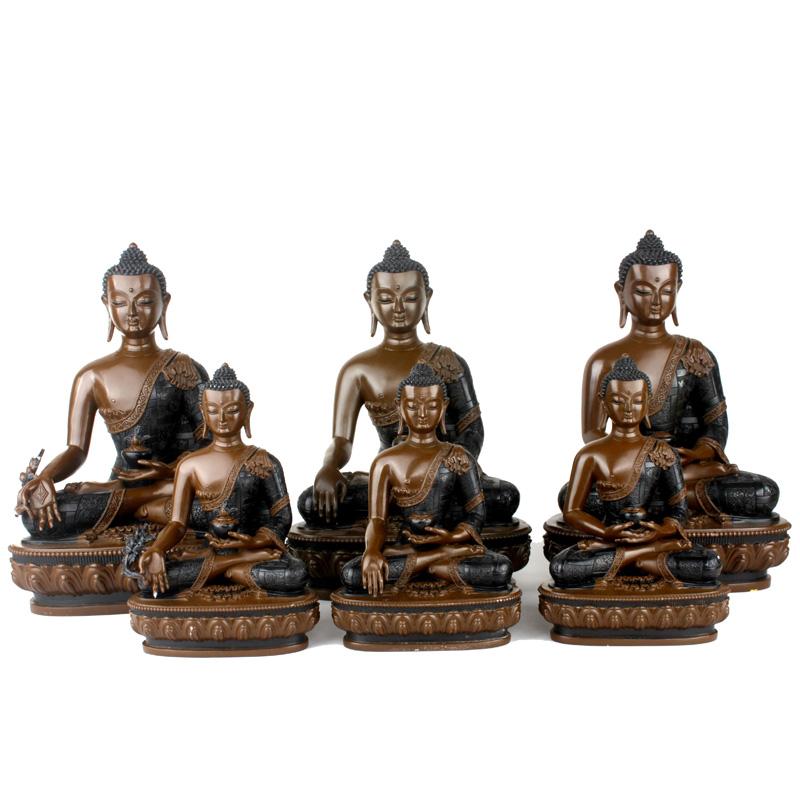 铜佛像,密宗铜佛像,万佛墙铜佛像